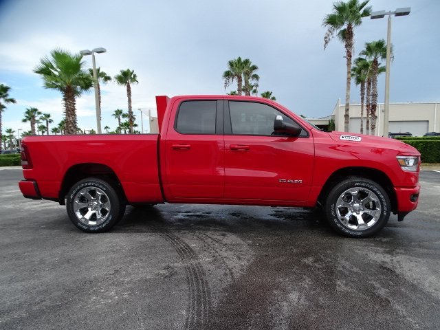 2019 Ram 1500 Quad Cab 4x2,  Pickup #R19083 - photo 4