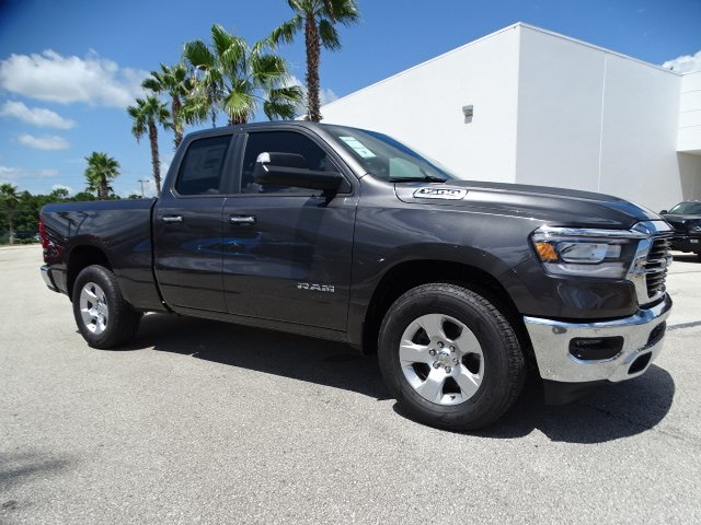 2019 Ram 1500 Quad Cab 4x2,  Pickup #R19084 - photo 3