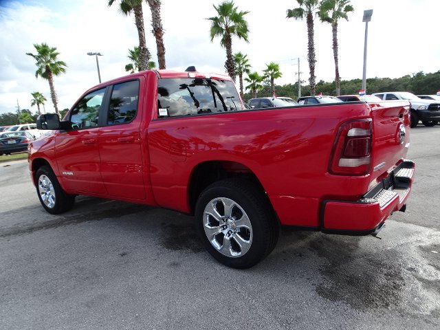 2019 Ram 1500 Quad Cab 4x4,  Pickup #R19094 - photo 1