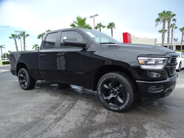 2019 Ram 1500 Quad Cab 4x4,  Pickup #R19119 - photo 3