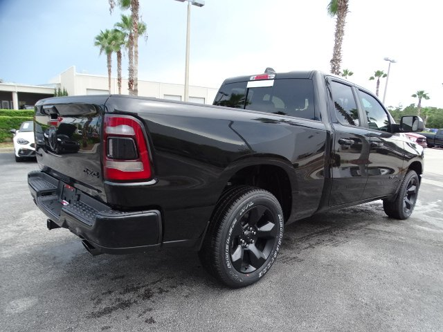 2019 Ram 1500 Quad Cab 4x4,  Pickup #R19119 - photo 4
