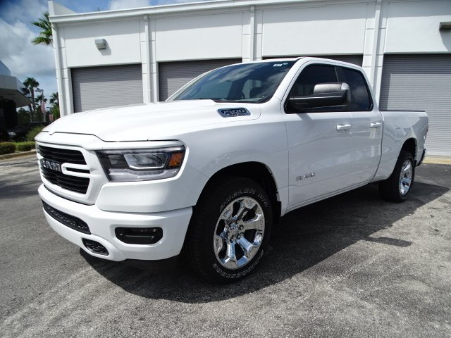 2019 Ram 1500 Quad Cab 4x2,  Pickup #R19125 - photo 1