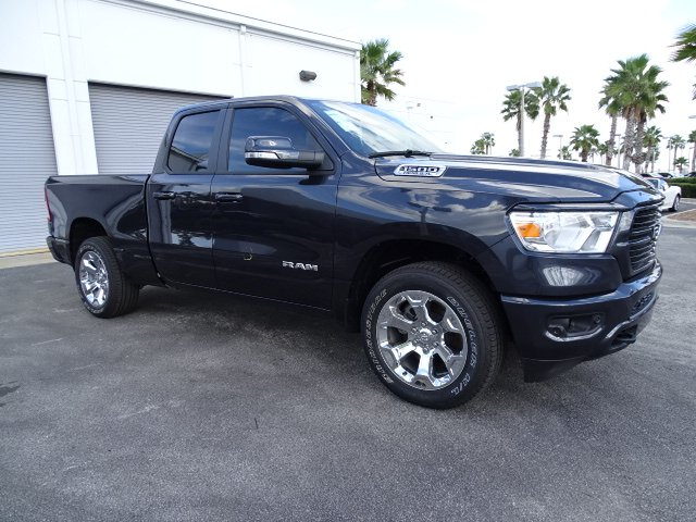 2019 Ram 1500 Quad Cab 4x4,  Pickup #R19135 - photo 3