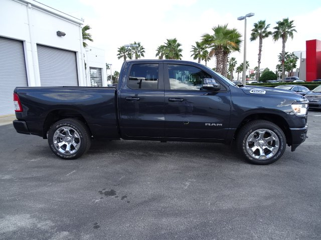 2019 Ram 1500 Quad Cab 4x4,  Pickup #R19135 - photo 4