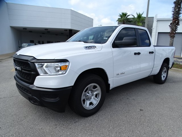 2019 Ram 1500 Quad Cab 4x2,  Pickup #R19155 - photo 1