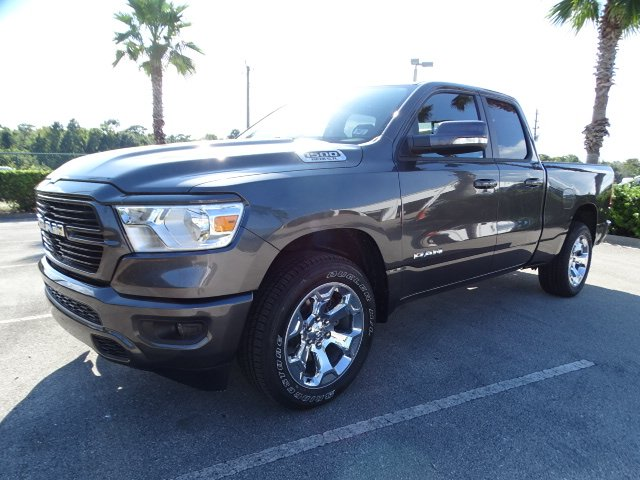 2019 Ram 1500 Quad Cab 4x2,  Pickup #R19158 - photo 1