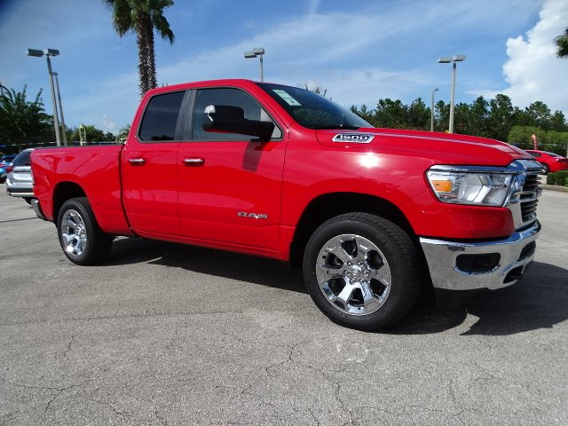 2019 Ram 1500 Quad Cab 4x4,  Pickup #R19162 - photo 3