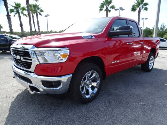 2019 Ram 1500 Quad Cab 4x4,  Pickup #R19162 - photo 1