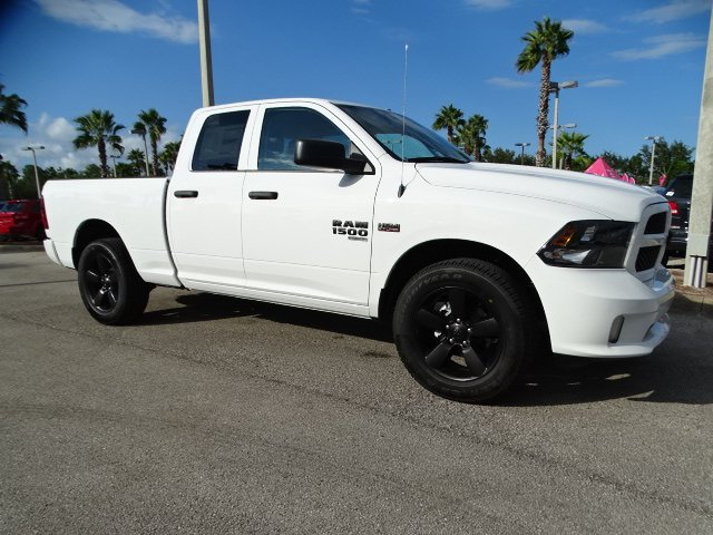 2019 Ram 1500 Quad Cab 4x4,  Pickup #R19217 - photo 3