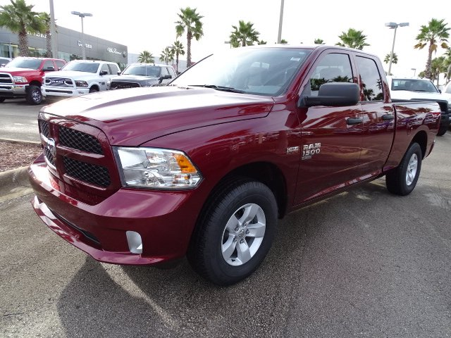 2019 Ram 1500 Quad Cab 4x2,  Pickup #R19241 - photo 1
