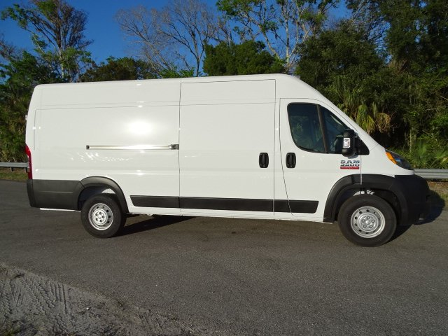 2019 ProMaster 3500 High Roof FWD,  Empty Cargo Van #R19256 - photo 3