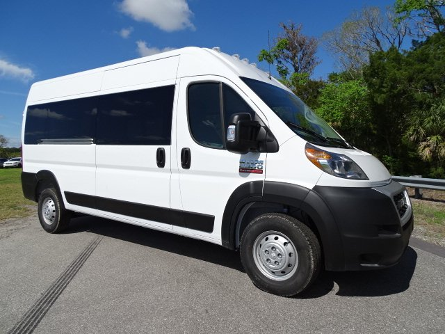 2019 ProMaster 2500 High Roof FWD,  Empty Cargo Van #R19265 - photo 3