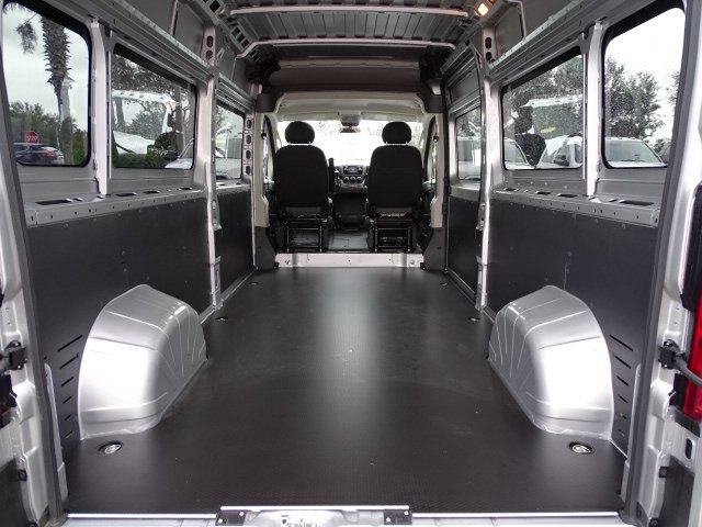 2019 ProMaster 2500 High Roof FWD,  Empty Cargo Van #R19266 - photo 2