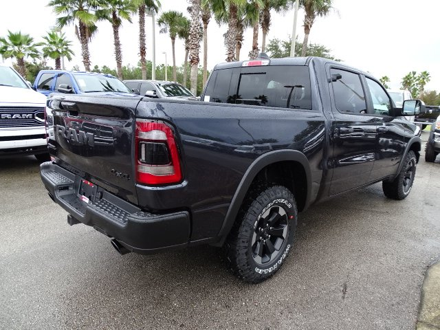 2019 Ram 1500 Crew Cab 4x4,  Pickup #R19289 - photo 5