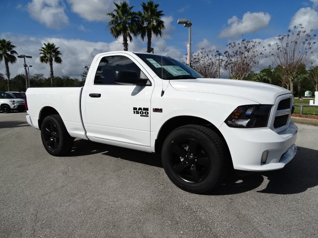 2019 Ram 1500 Regular Cab 4x2,  Pickup #R19335 - photo 3