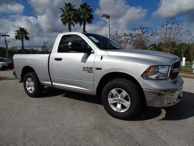 2019 Ram 1500 Regular Cab 4x4,  Pickup #R19345 - photo 3