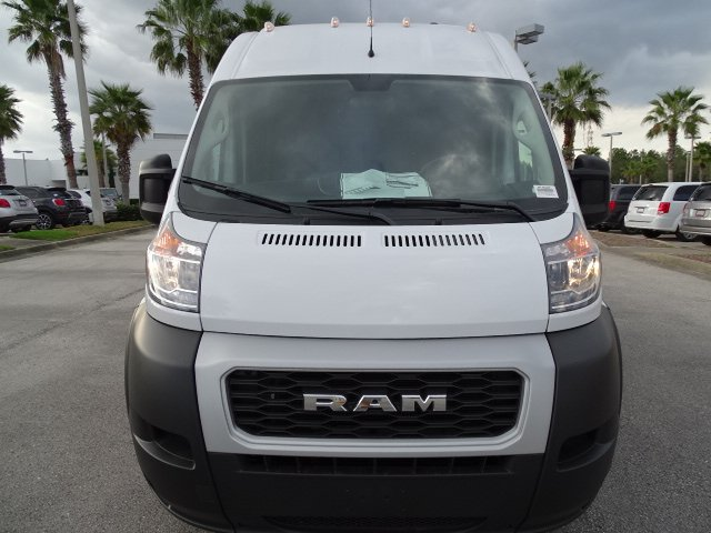 2019 ProMaster 2500 High Roof FWD,  Empty Cargo Van #R19427 - photo 8