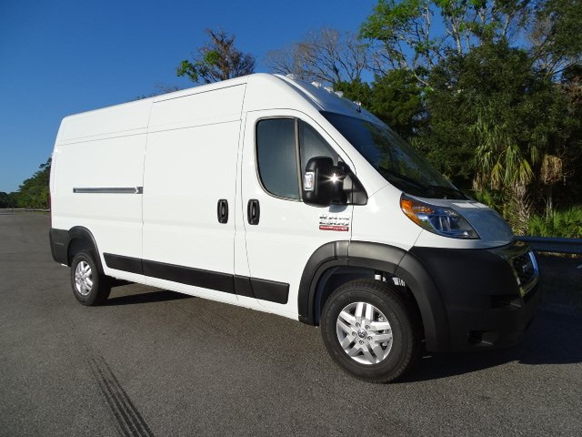 2019 ProMaster 2500 High Roof FWD,  Empty Cargo Van #R19430 - photo 3