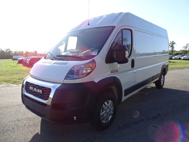 2019 ProMaster 2500 High Roof FWD,  Empty Cargo Van #R19432 - photo 1