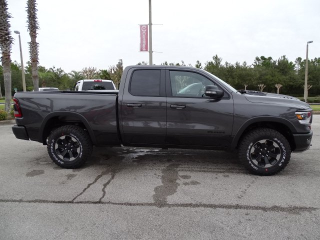 2019 Ram 1500 Quad Cab 4x4,  Pickup #R19444 - photo 4