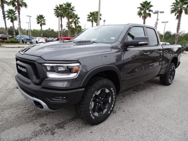 2019 Ram 1500 Quad Cab 4x4,  Pickup #R19444 - photo 1