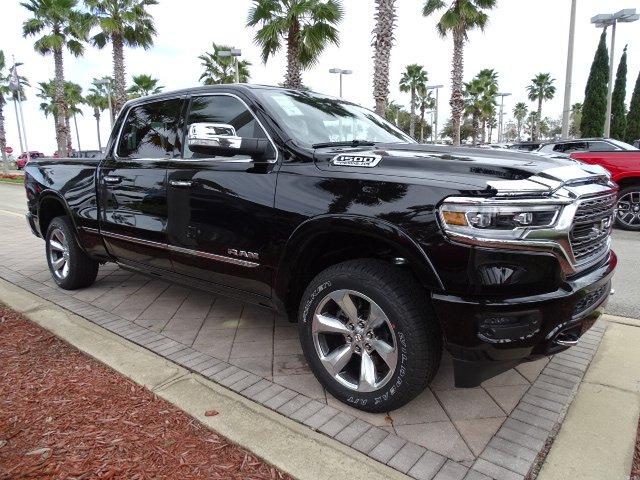 2019 Ram 1500 Crew Cab 4x4,  Pickup #R19456 - photo 3