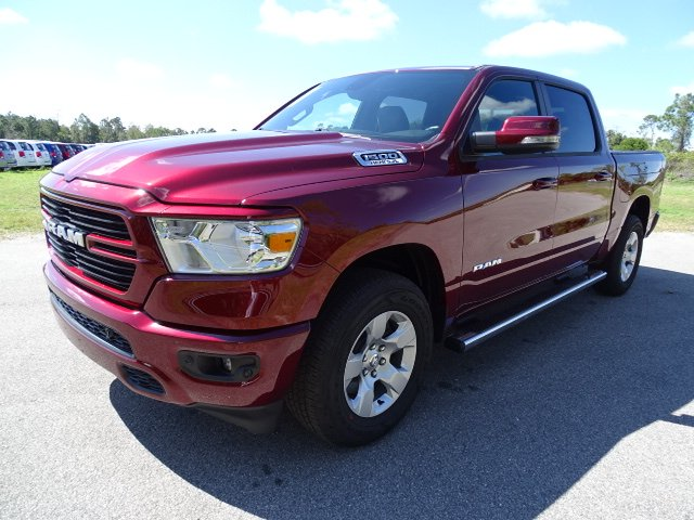 2019 Ram 1500 Crew Cab 4x2,  Pickup #R19468 - photo 1
