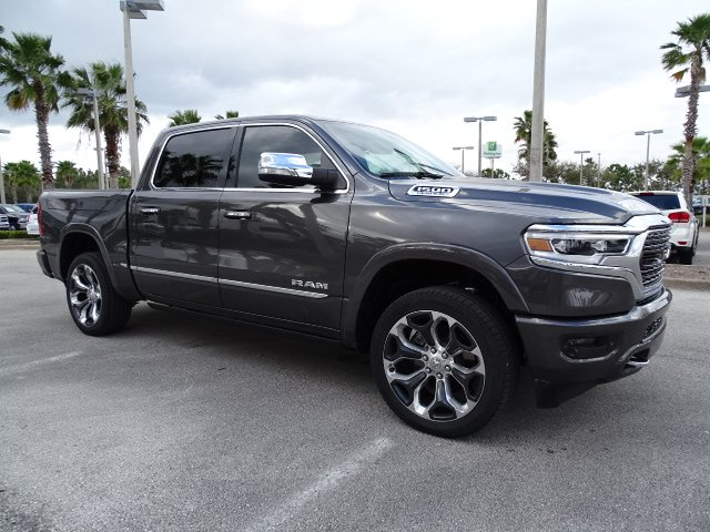 2019 Ram 1500 Crew Cab 4x4,  Pickup #R19471 - photo 3