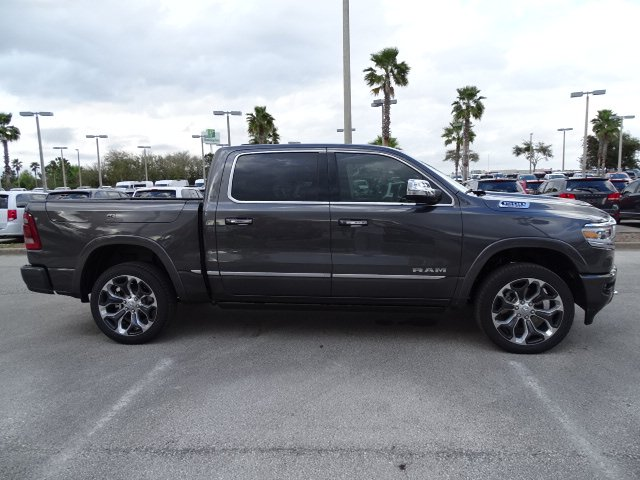 2019 Ram 1500 Crew Cab 4x4,  Pickup #R19471 - photo 4