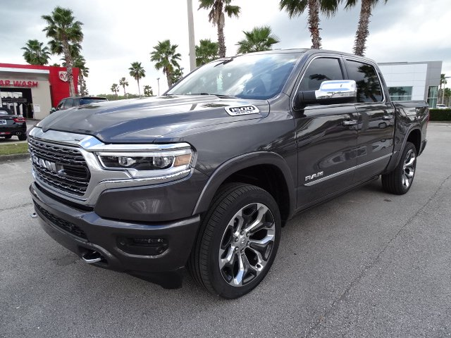 2019 Ram 1500 Crew Cab 4x4,  Pickup #R19471 - photo 1