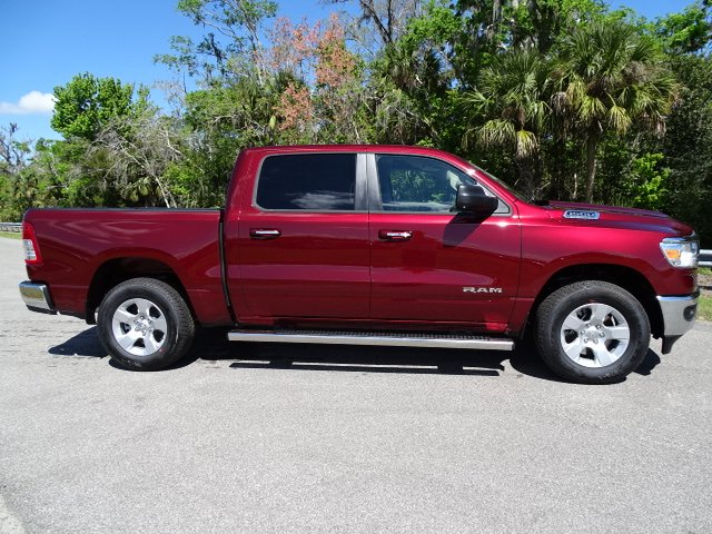 2019 Ram 1500 Crew Cab 4x4,  Pickup #R19472 - photo 4