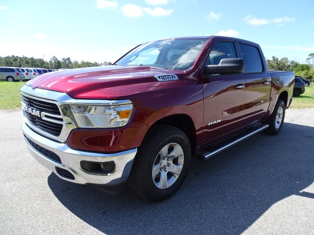 2019 Ram 1500 Crew Cab 4x4,  Pickup #R19472 - photo 1
