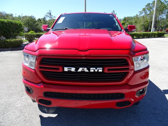 2019 Ram 1500 Crew Cab 4x4,  Pickup #R19496 - photo 7