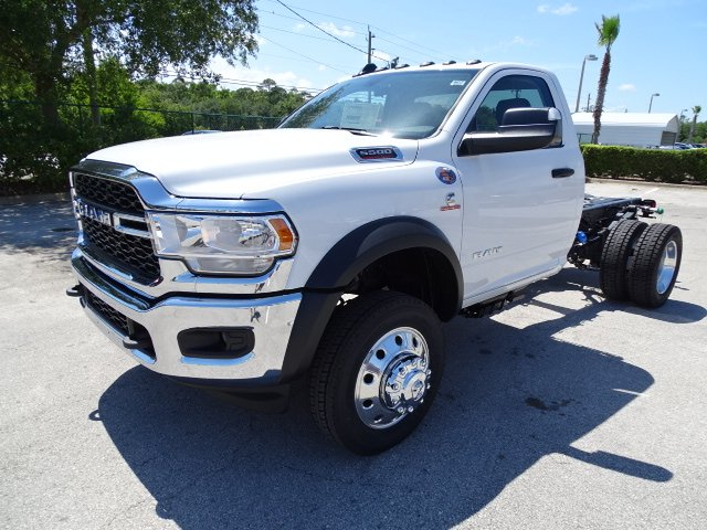 2019 Ram 5500 Regular Cab DRW 4x2,  Cab Chassis #R19533 - photo 1