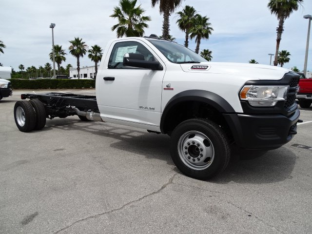 2019 Ram 5500 Regular Cab DRW 4x2,  Cab Chassis #R19536 - photo 3