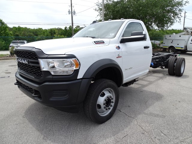 2019 Ram 5500 Regular Cab DRW 4x2,  Cab Chassis #R19536 - photo 1