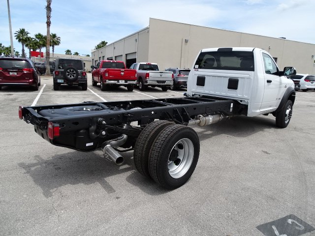 2019 Ram 5500 Regular Cab DRW 4x2,  Cab Chassis #R19536 - photo 5