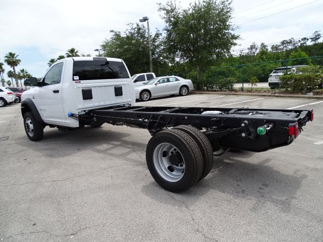 2019 Ram 5500 Regular Cab DRW 4x2,  Cab Chassis #R19536 - photo 6