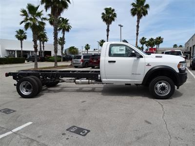 2019 Ram 5500 Regular Cab DRW 4x2,  Cab Chassis #R19536 - photo 4