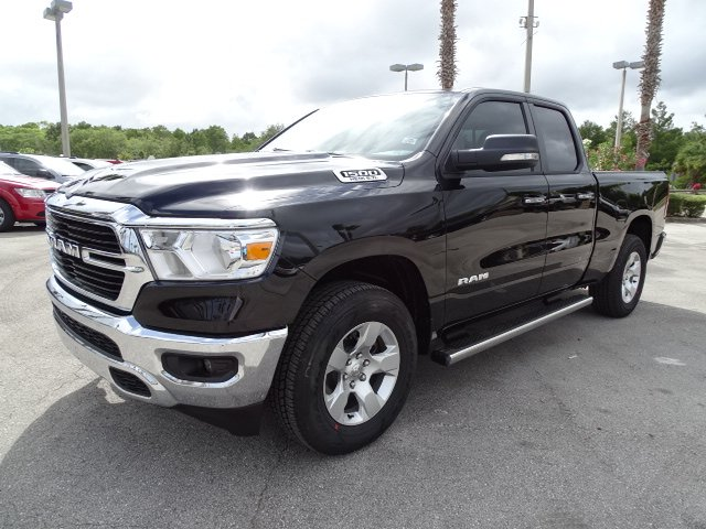 2019 Ram 1500 Quad Cab 4x4,  Pickup #R19539 - photo 1