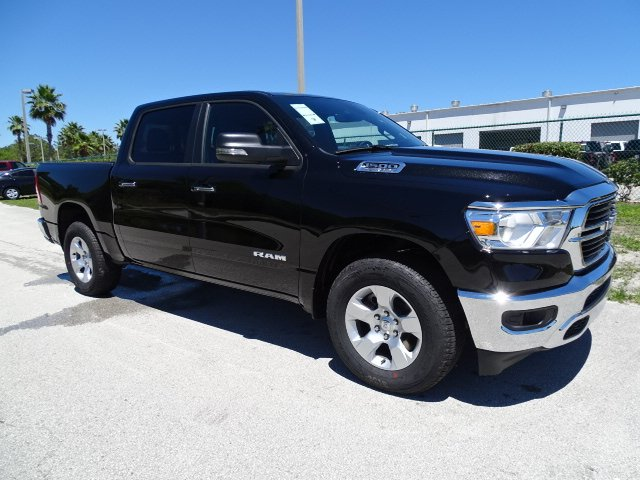 2019 Ram 1500 Crew Cab 4x2,  Pickup #R19556 - photo 3