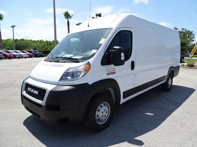2019 ProMaster 3500 High Roof FWD,  Empty Cargo Van #R19580 - photo 1