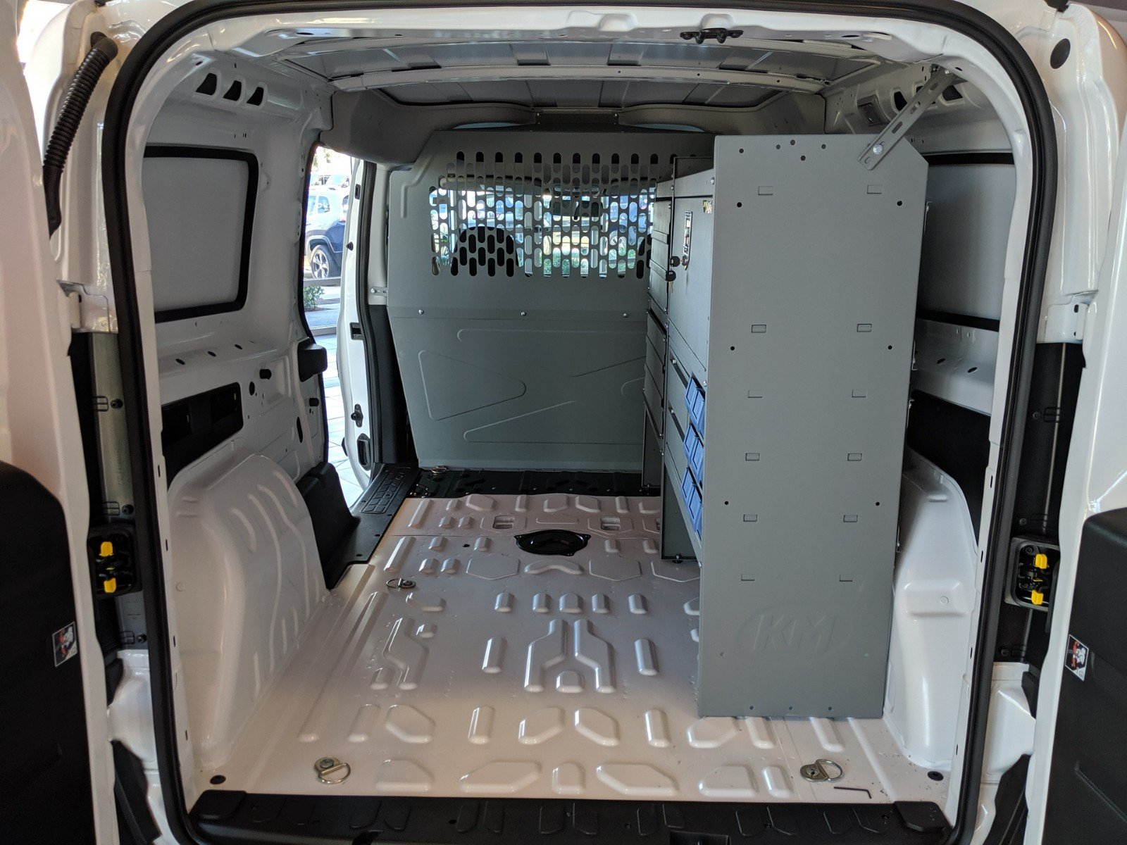 2019 ProMaster City FWD, Kargo Master Upfitted Cargo Van #R19611 - photo 1