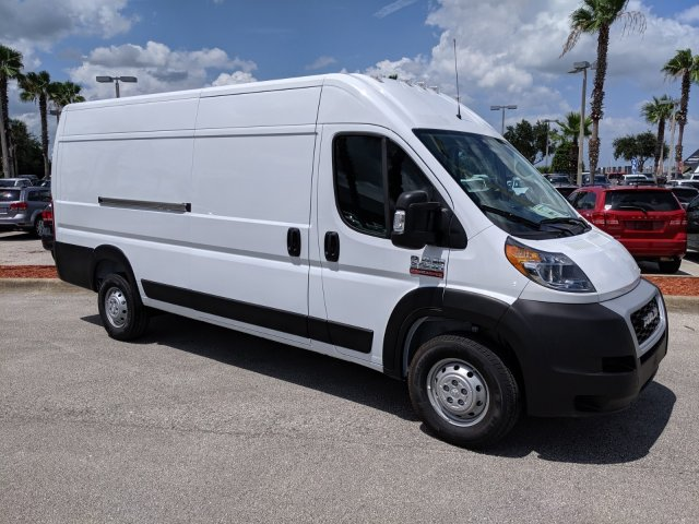 2019 ProMaster 3500 High Roof FWD,  Empty Cargo Van #R19657 - photo 1