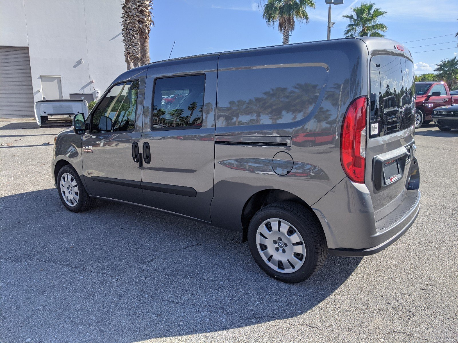 2019 ProMaster City FWD, Empty Cargo Van #R19911 - photo 1