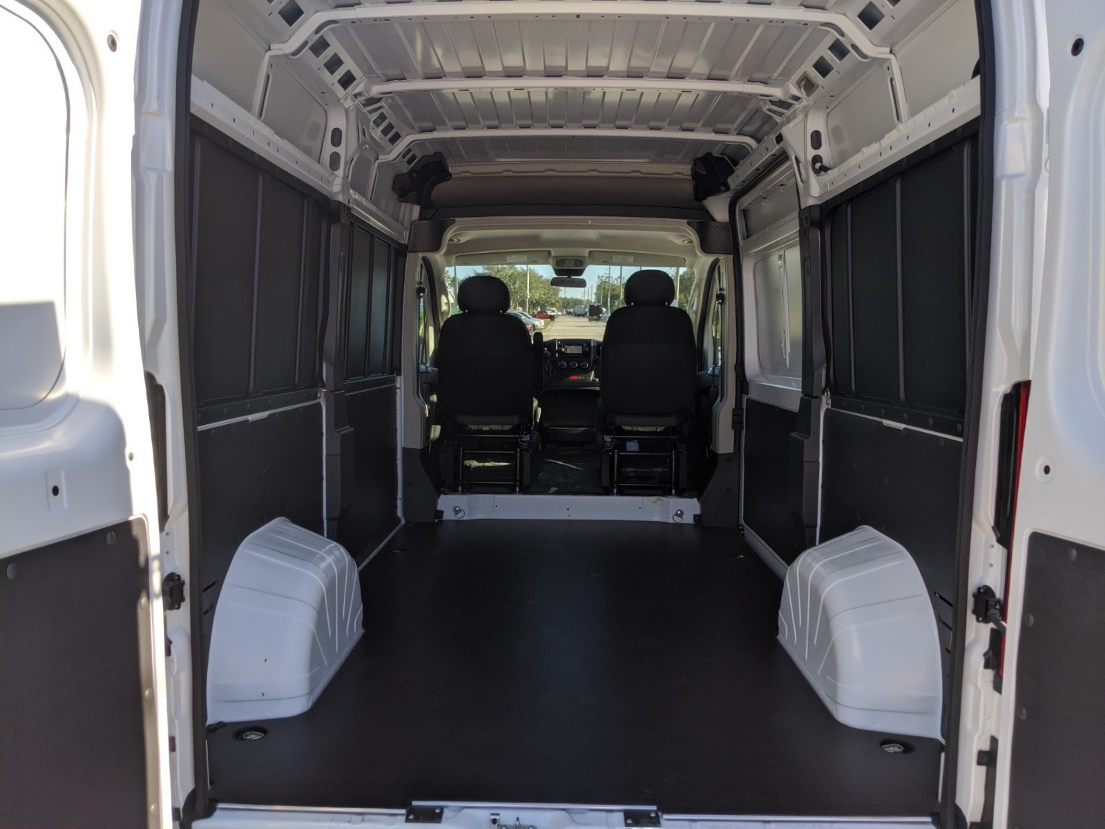 2020 ProMaster 1500 High Roof FWD, Empty Cargo Van #R20064 - photo 1