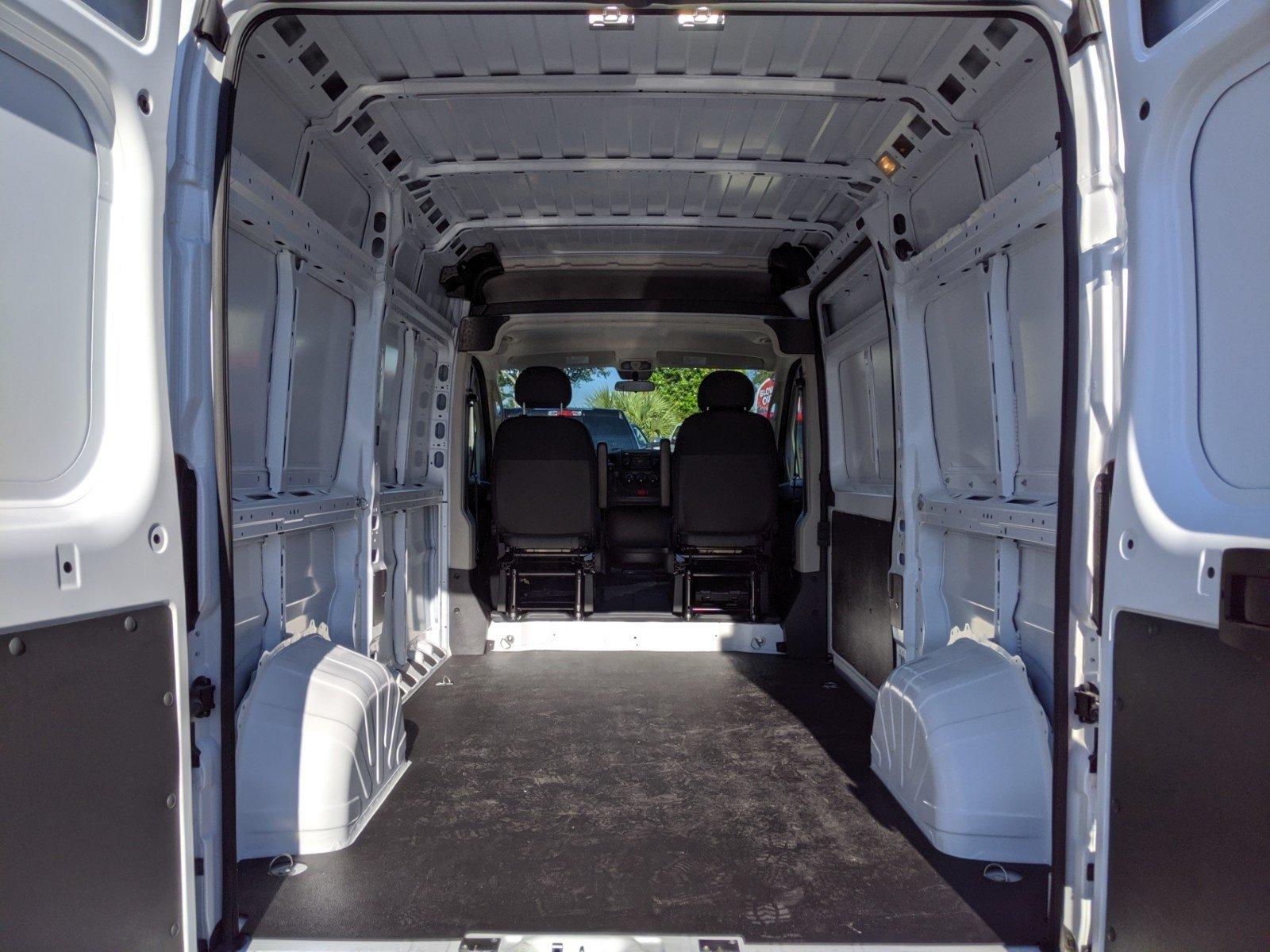 2020 ProMaster 1500 High Roof FWD, Empty Cargo Van #R20087 - photo 1
