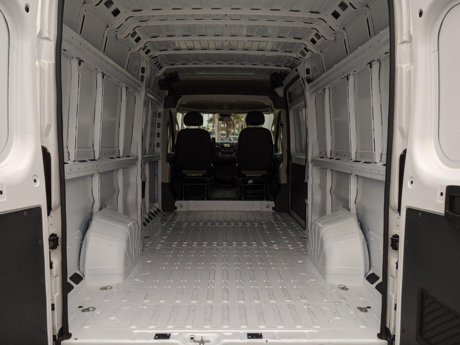 2020 ProMaster 3500 High Roof FWD, Empty Cargo Van #R20104 - photo 1