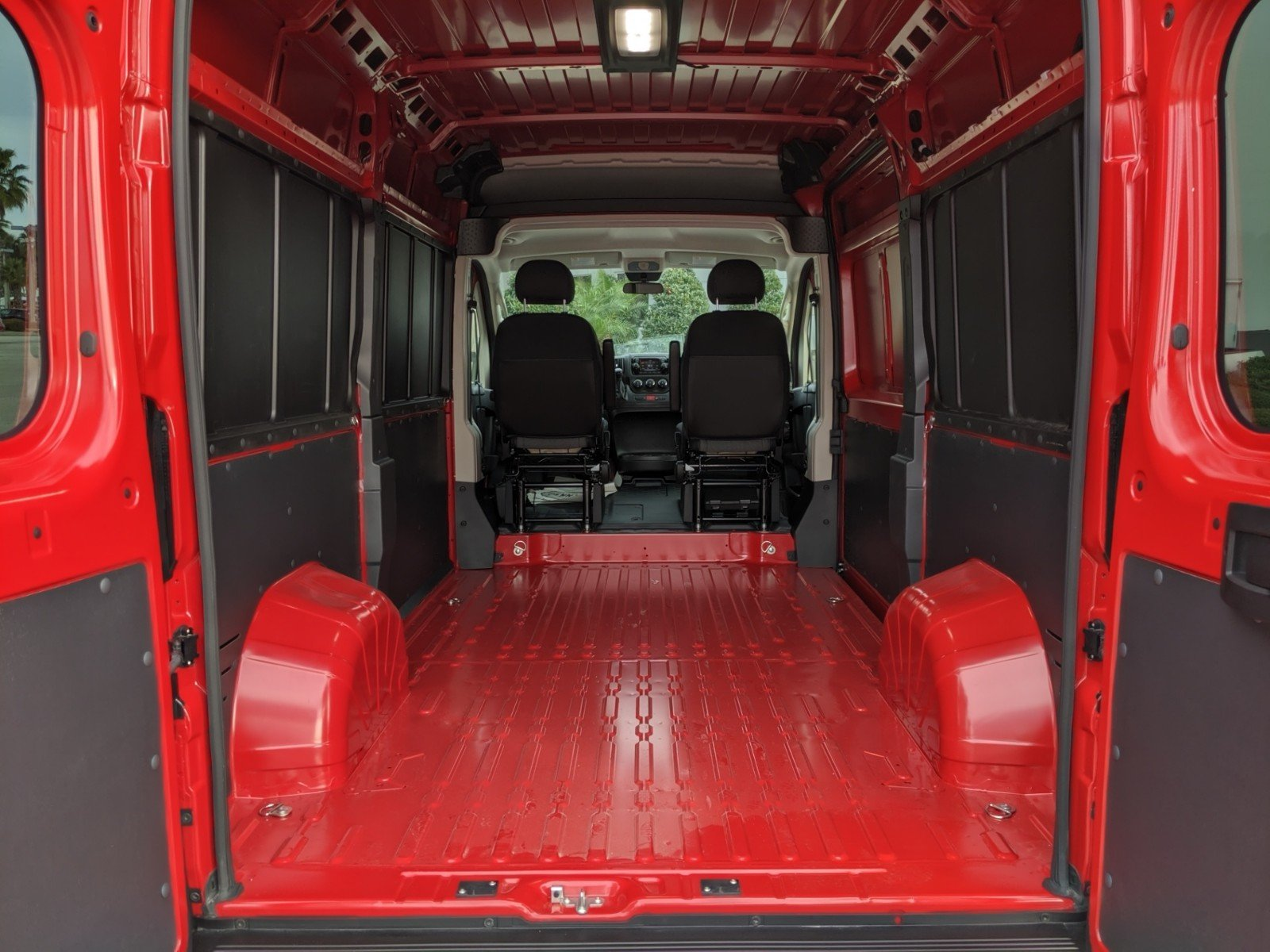2020 ProMaster 2500 High Roof FWD, Empty Cargo Van #R20139 - photo 1