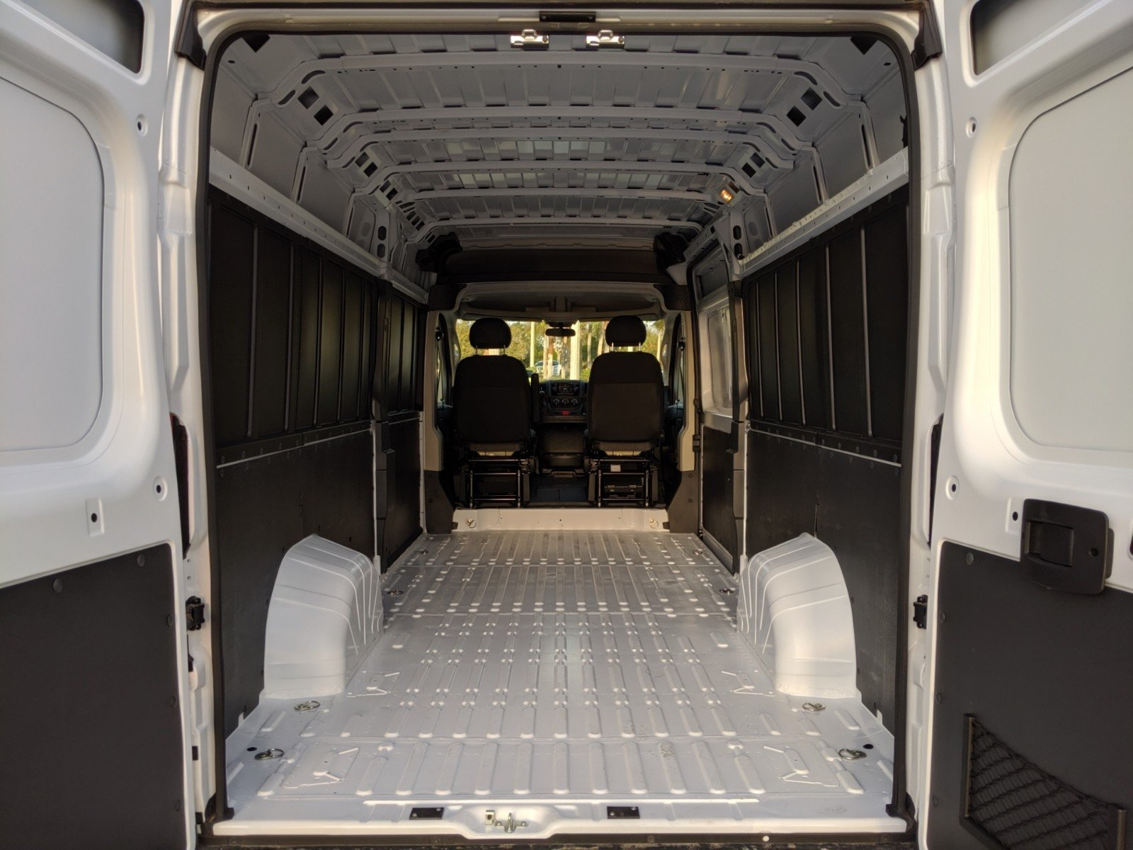 2020 ProMaster 3500 High Roof FWD, Empty Cargo Van #R20155 - photo 1